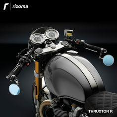 Rizoma Accessory Line for TRIUMPH® Thruxton R
