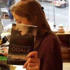 Fascinante Odalie - Suzanne Rindell - Pocket #pocket #livre #gwalarn #gwalarnlibrairie #lannion #librairiegwalarn #bookface