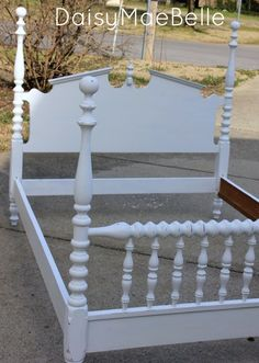 Jenny Lind bed painting ideas