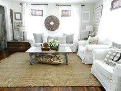 Living Room Progression - Rooms For Rent blog
