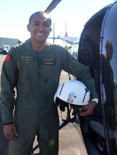 Pedro Ximenes - First Solo Flight