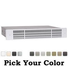 Myson Whispa Electric Under Counter Kickspace Heater E50 Kitchen