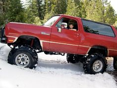 one of my favorite 4x4s Dodge Ramcharger...I sure miss mine