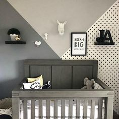 Awesome The Cutest Baby Nurseries U0026 Kids Rooms Ever! Home Decorating DIY Ideas  Using Wall Stencils