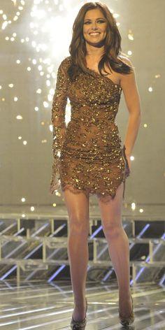 Cheryl Cole in Zuhair Murad