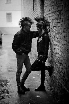 Young Punk Love.✝