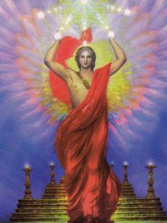 Mensaje del Arcángel Uriel por Agesta | Compartiendo Luz con Sol