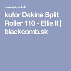 kufor Dakine Split Roller 110 - Ellie II | blackcomb.sk