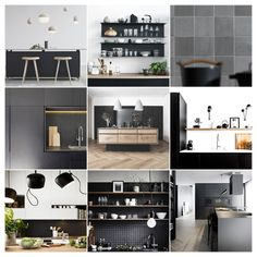 Moodboard : Our Kitchen Mood Boards