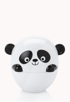 Coconut Flavored Lip Balm | FOREVER21 Panda lip balm! #WishPinWin #ForeverHoliday