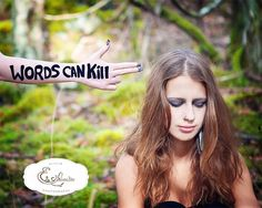 Elisita Photography Words Can Kill Anti-Bullying Session  www.elisitaphotography.net