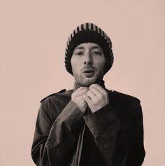 Thom Yorke in New York. 1997 © Danny Clinch