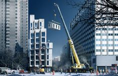 Peek Inside NYC's First Micro-Apartment Building: My Micro NY