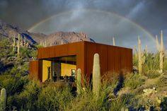 Rick Joy, architect Nomad abode Arizona