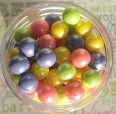 Pastel Candy Pearls for Cupcakes Baking Cups by BakersBlingShop, $3.75