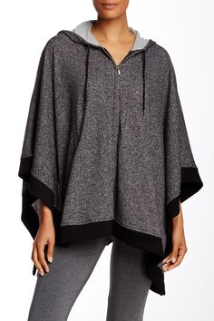 Orynn B Hooded Poncho by Soft Joie on @nordstrom_rack