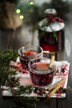 A recipe for traditional Italian-style mulled wine, vin brule, with suggestions for variations. #italianwine