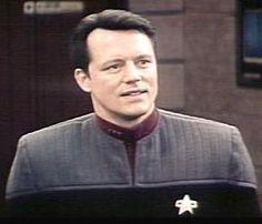 Revolution. Steven Culp as Major Hayes on Star Trek: Enterprise.