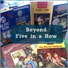 Beyond Five in a Row resources