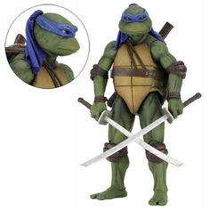 Teenage Mutant Ninja Turtles Leonardo 1:4 Scale Figure - NECA - Teenage Mutant Ninja Turtles - Action Figures at Entertainment Earth