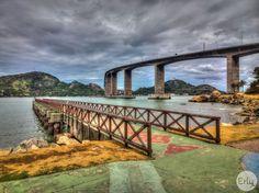 Pier da Enseada do Suá - Vitória/ES by Erly Nunes Machado on 500px