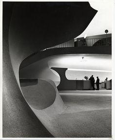 EZRA STOLLER, JFK AIRPORT TWA TERMINAL 1962 - Architecture - ☮k☮