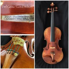 """Scanned CNC copy of the David Fulton's Del Gesu """"Lord Wilton"""". I've set it up with similar fittings and try to match the tonal profile to known recordings. It's now for sale at our studio. . .  #violinforsale #sarasota #tampa #venice #violinshop #floridaviolins #violin #lordwilton #delgesu #jacksonville #atlanta #orlando #melbourne #florida Violin Shop, Melbourne Florida, Jackson Ville, Fulton, Cnc, Orlando, Venice, Atlanta, Lord"""