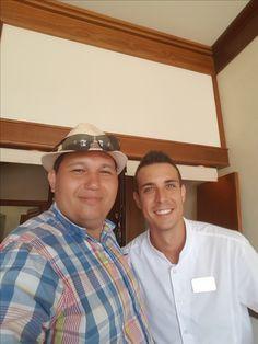 Mein neuer Freund aus Spanien Luis.
