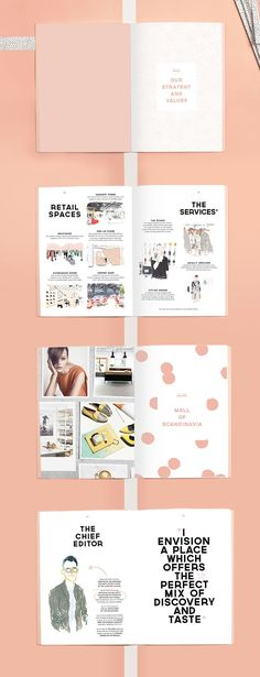 Editorial design by M/B., illustration by Damien Cuypers #wearemb…