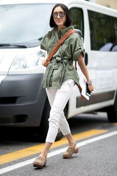 Casual and chic by Eva Chen