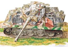 Inside the Tiger 1