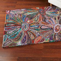 Recycled Saris Rug HP8252 Starts at $69