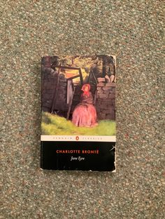 Charlotte Bronte Jane Eyre, Reading Facts, Bronte Sisters, Spotify Apple, I Found You, Classic Literature, Book Aesthetic, Book Gifts, Book Review