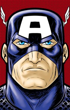 Captain America P. Series by =Thuddleston on deviantART
