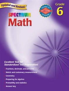 85 best common coretest prep images on pinterest jersey city test with success using the spectrum math workbook this book helps students in grade 6 fandeluxe Gallery