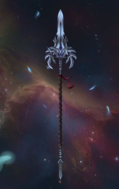 When a new threat is at large, the four famous Sabers try to take Vee… Ninja Weapons, Anime Weapons, Fantasy Weapons, Fantasy Rpg, Fantasy World, Disney Inspired Rings, Lance Weapon, Spears Weapon, Cool Swords