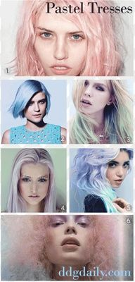 a few more pastel colours ive found!