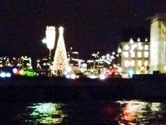 Stockholm in December.