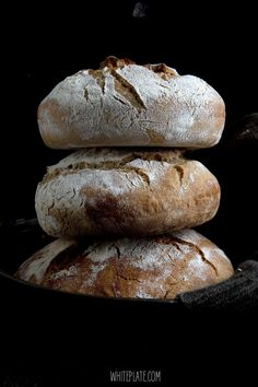 My sourdough bread