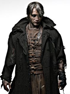 """hatsnboots: """" thwagun-fwoo: """" Mads Mikkelsen, by Patrizio di Renzo for TUSH Magazine, 2010 """" yeah I know this has been around the block more times than I can count but cmon """" Mads Mikkelsen, Chat Steampunk, Style Steampunk, Steampunk Boots, Post Apocalyptic Costume, Post Apocalyptic Fashion, Tush Magazine, Dystopia Rising, Apocalypse World"""