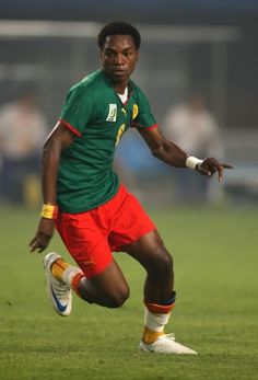 SONGO'O, Franck | Midfield | Portland Timbers (USA) | no twitter | Click on photo to view skills
