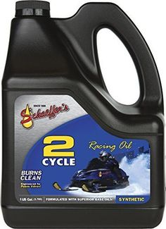 Schaeffer Manufacturing Co. Supreme 9000 Full Synthetic 2-Cycle Racing Oil #SchaefferManufacturingCo