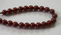 25 Swarovski Crystal Beads 4mm PEARL 5810 crystal beads BORDEAUX