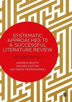 Systematic approaches to a successful literature review Reading Online, Books Online, New Books, Books To Read, Sage Publications, Latest Discoveries, Most Popular Books, Science Books, Open Book