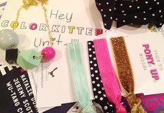 Hey! Color Kittens Unite!!! (r-ki-tekt) accessories on A Glamorous Revelation blog