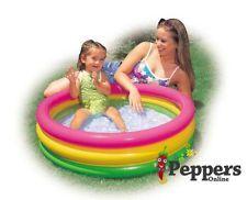 Intex Inflatable Splash Paddling Pool Baby Kids Toddler