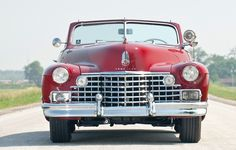 1942 Cadillac Series Sixty-Two Convertible