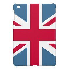 British Flag iPad Mini Cases