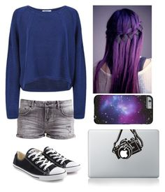 """""""The A Team"""" by s-bia ❤ liked on Polyvore featuring mode, LTB by Little Big, Helmut Lang et Converse"""