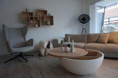 Interior, design letters, Bolia, Kahler, grey, white